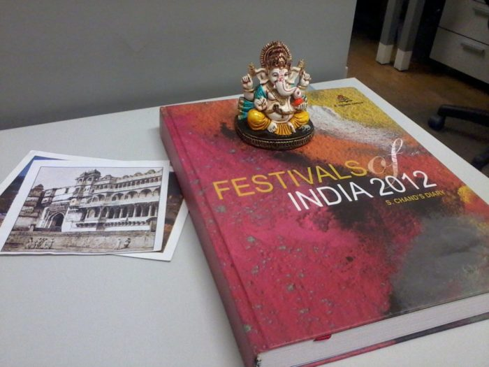 indian festivals book