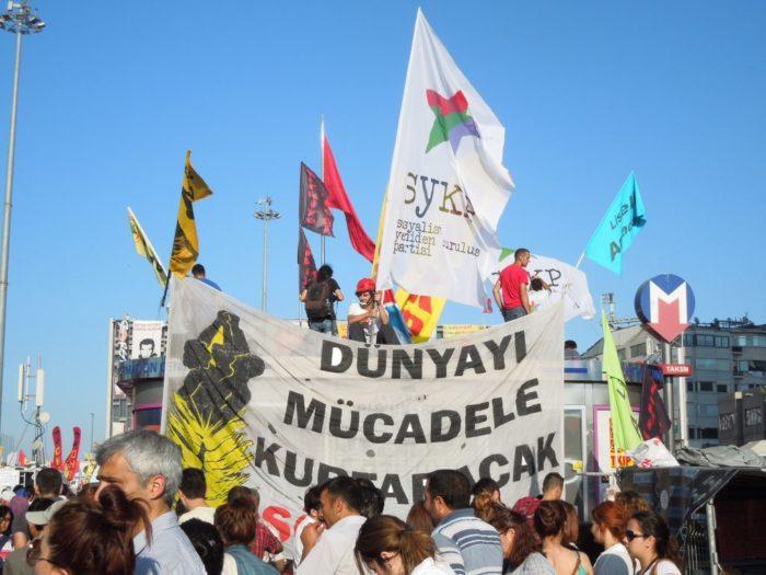 Dunyayi, Taksim