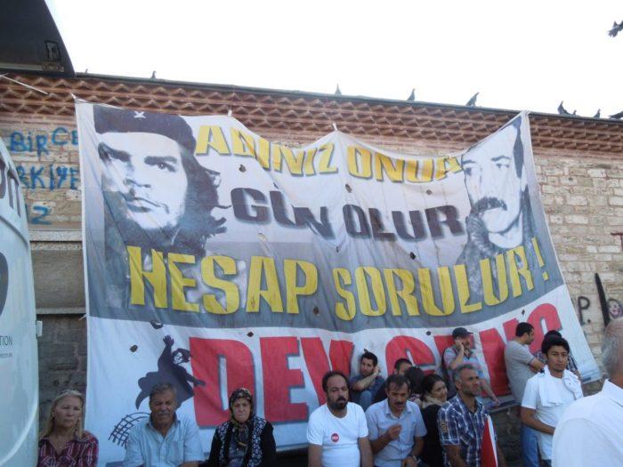 Taksim, Che Guevara