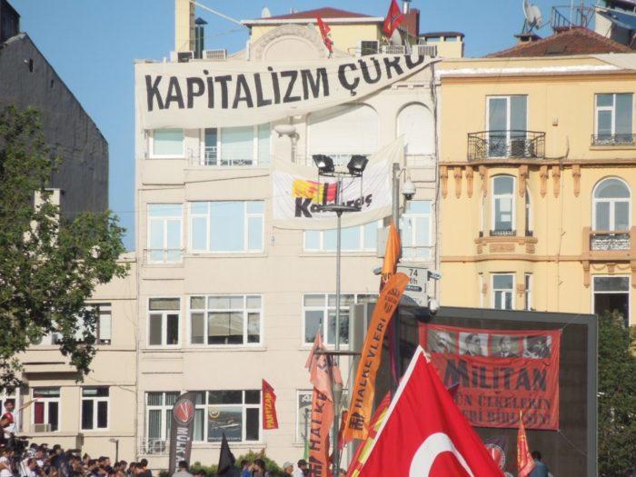 Taksim, Kapitalism