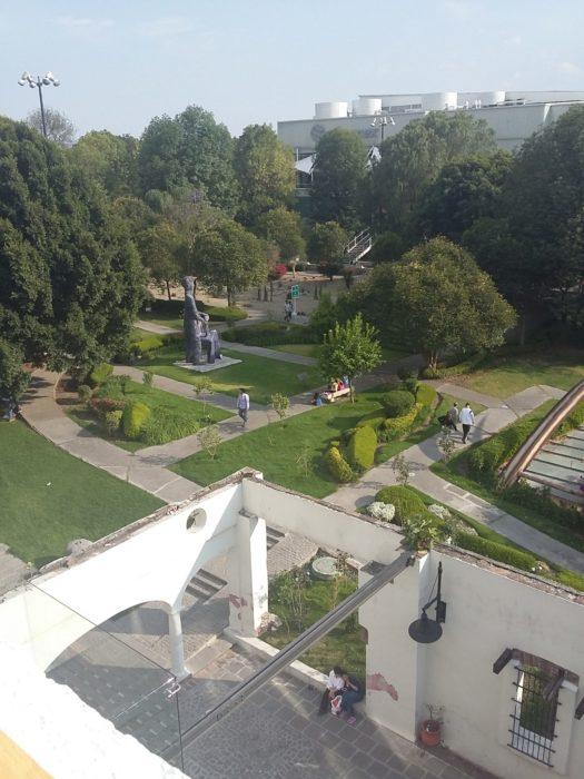 San Francisco Gardens in Puebla