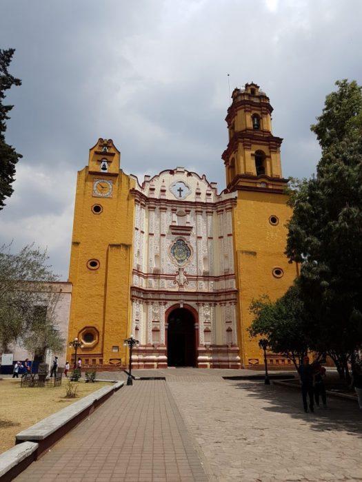 Templo de San Juan Bautista s. XVI