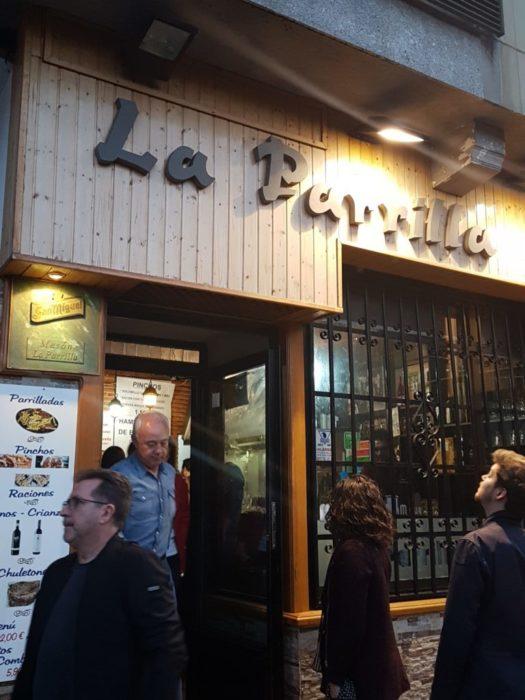 Restaurante La Parrilla Salamanca