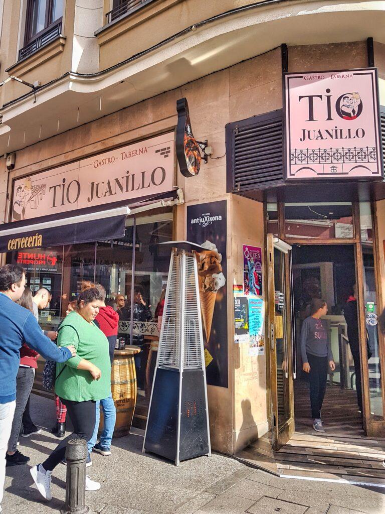 El Tío Juanillo Gastrotaberna